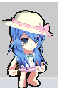 Yoshino White Hat